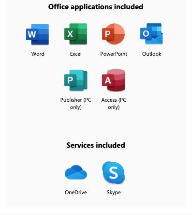 Office 365 Programs