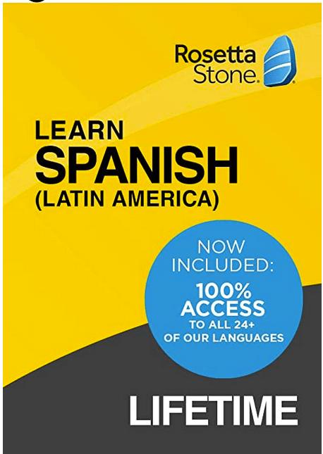 Rosetta Spanish