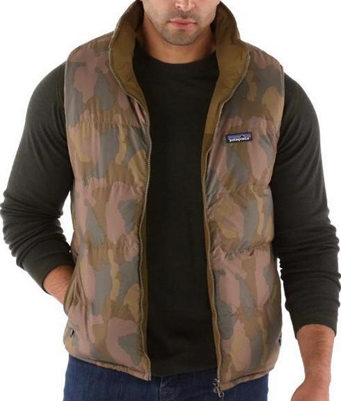 reversable vest