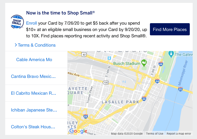 shopsmall map