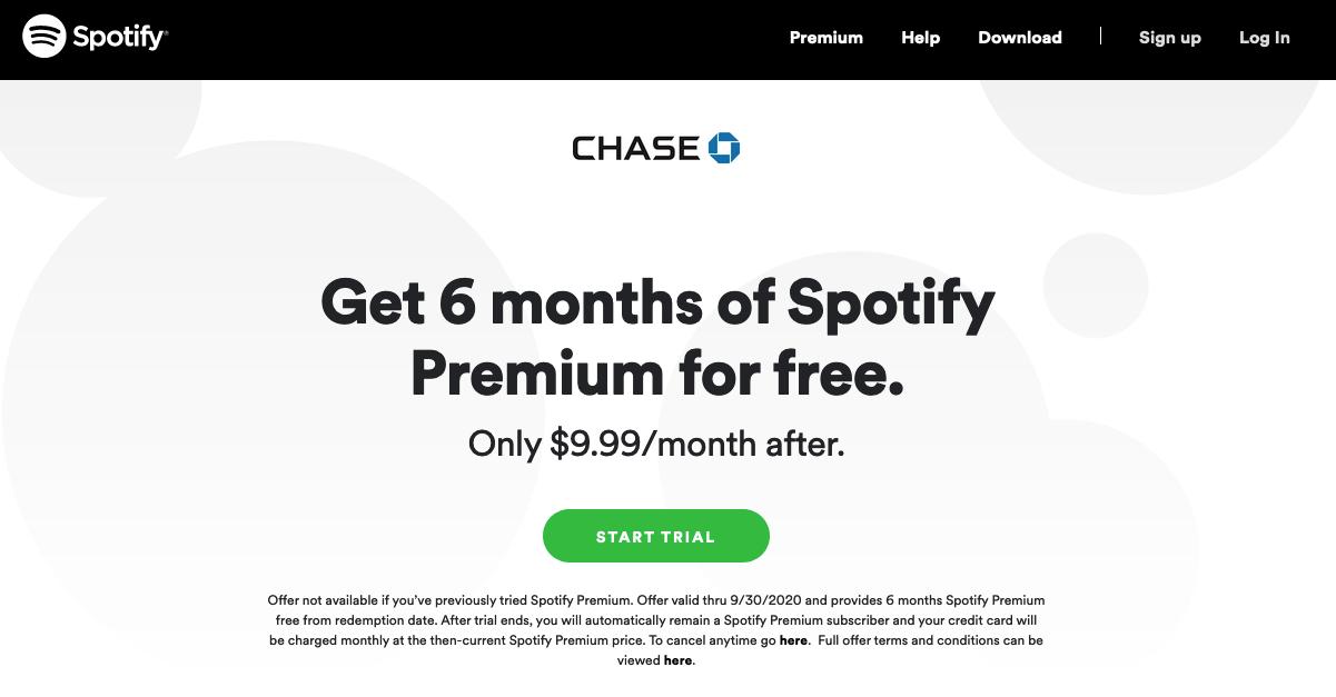 Spotify Premium free