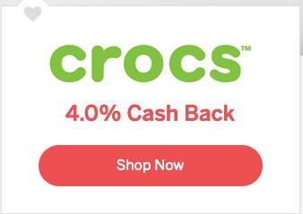 Rakuten Crocs