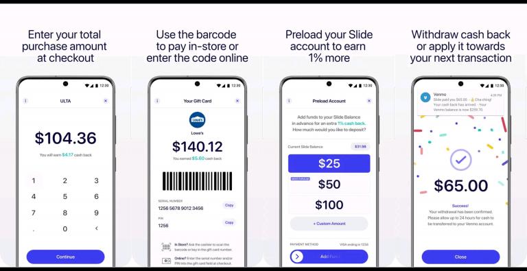 Slide App