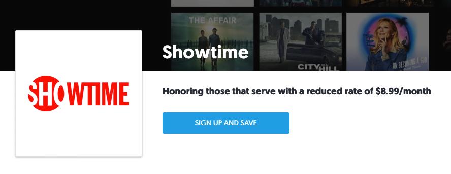Showtime GovX