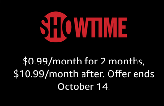 Showtime Prime Deal