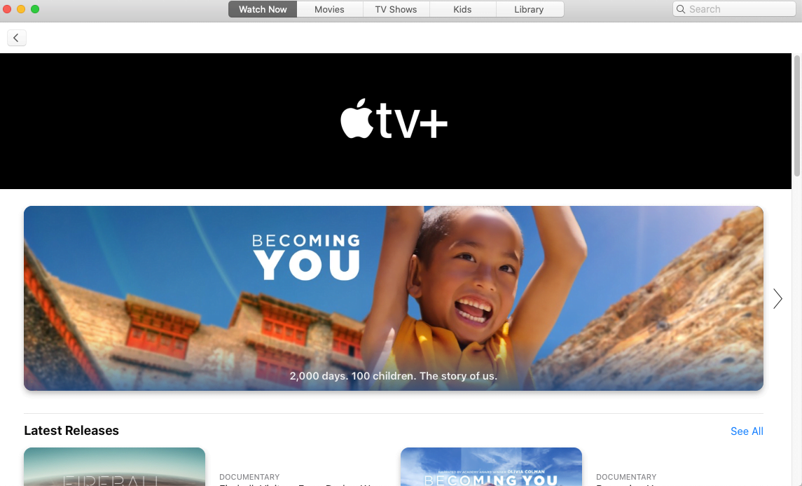 Apple TV Student Discount
