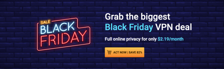 PIA VPN Black Friday