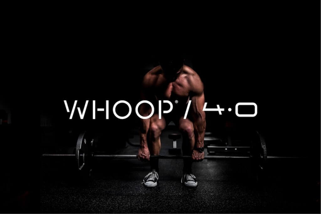 Whoop 4.0 Weight Lifting