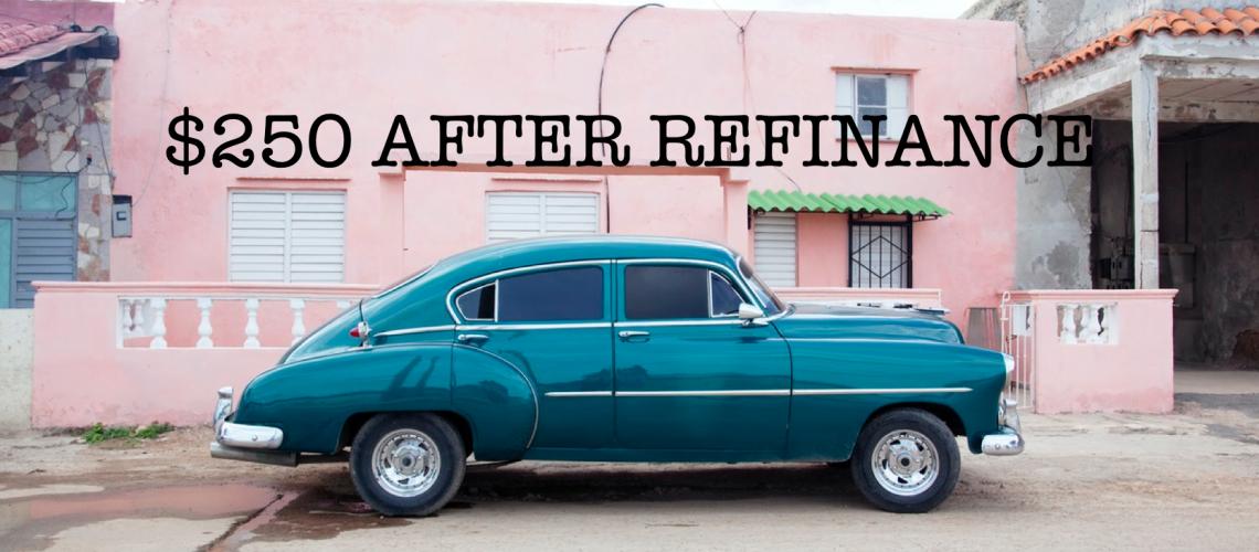 PenFed Refinance Deal