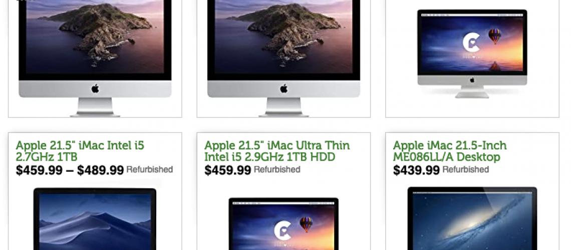 Apple discounts woot