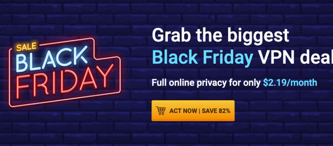 PIA VPN Black Friday