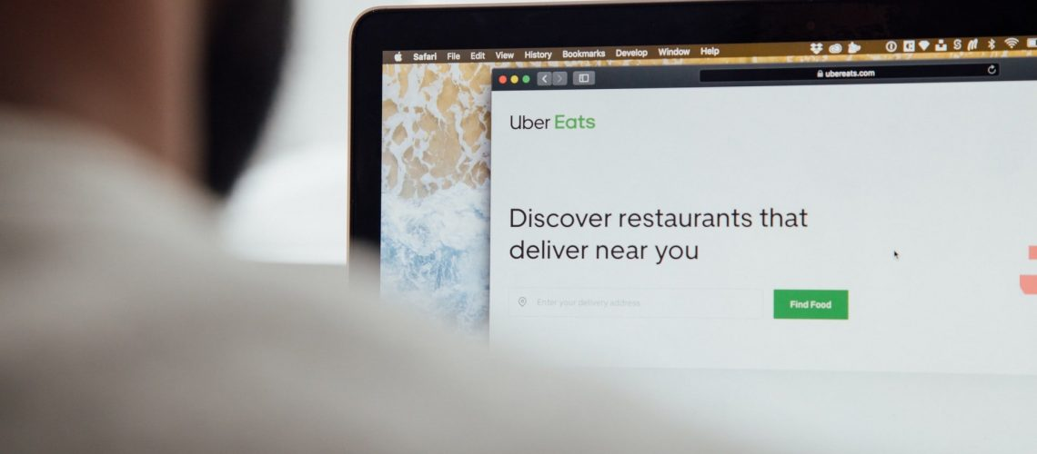 Order on Uber Eats