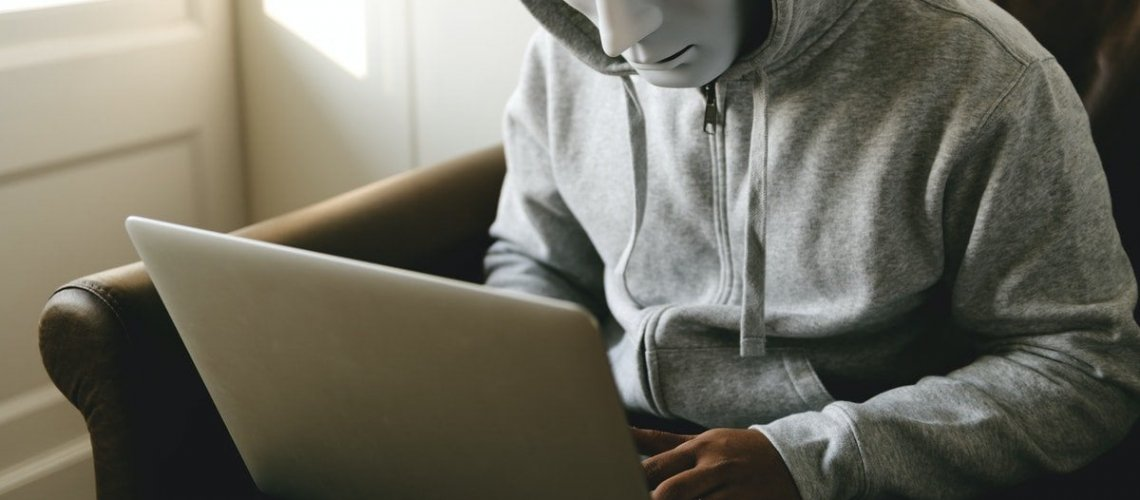 Thief stealing data