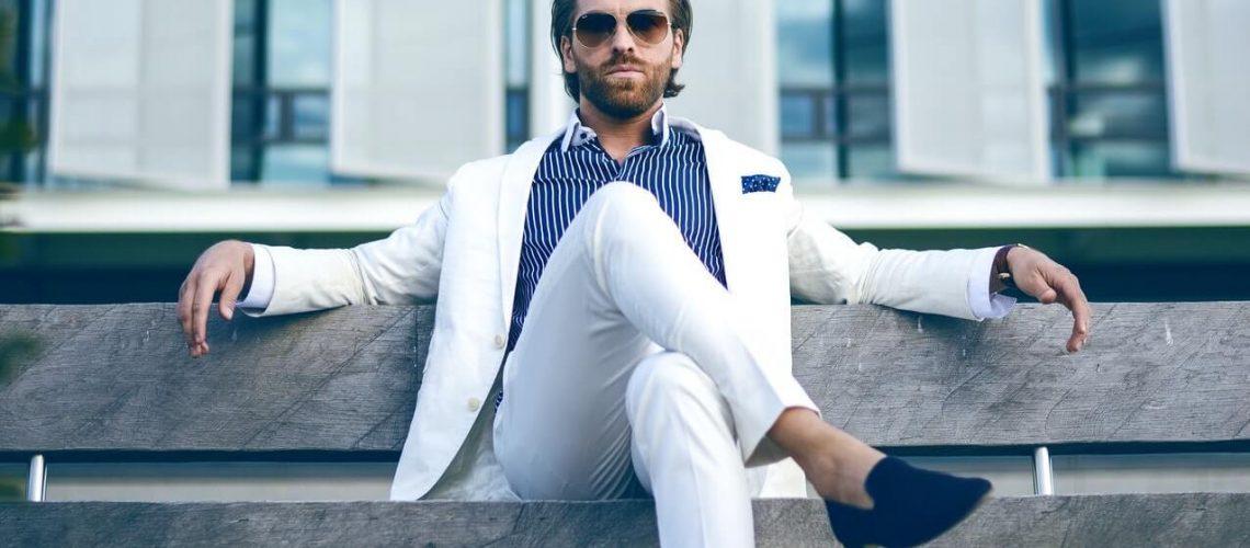 Man of luxury